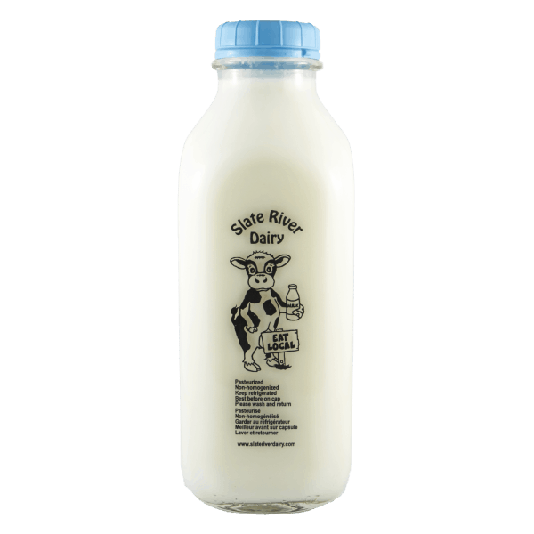 2% Milk from Slate River Dairy
