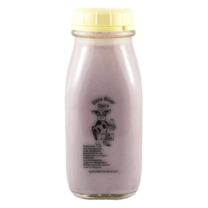 Blueberry Milk from Slate River Dairy