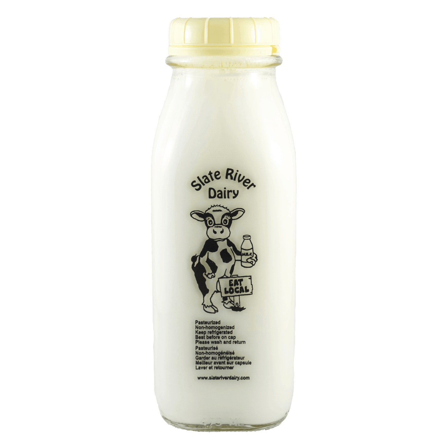 Buttermilk from Slate River Dairy