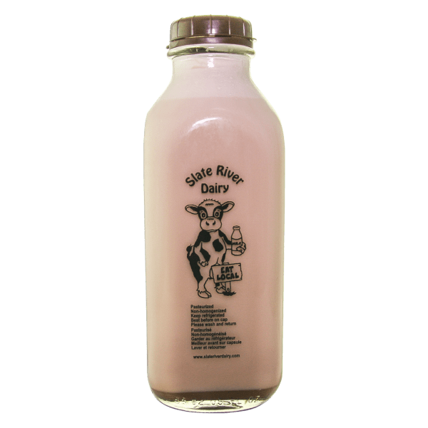 Cocoa Milk from Slate River Dairy