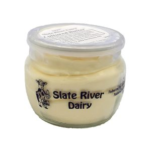 Cultured Butter from Slate River Dairy