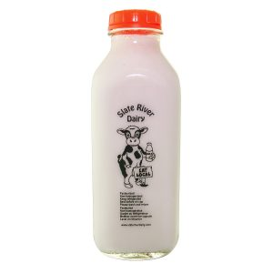 Kefir from Slate River Dairy