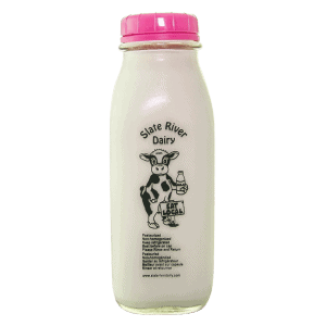 Whipping Cream from Slate River Dairy