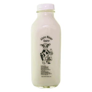 Whole Milk from Slate River Dairy